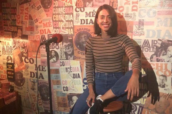 Jade Catta-Preta at Clube do Minhoca